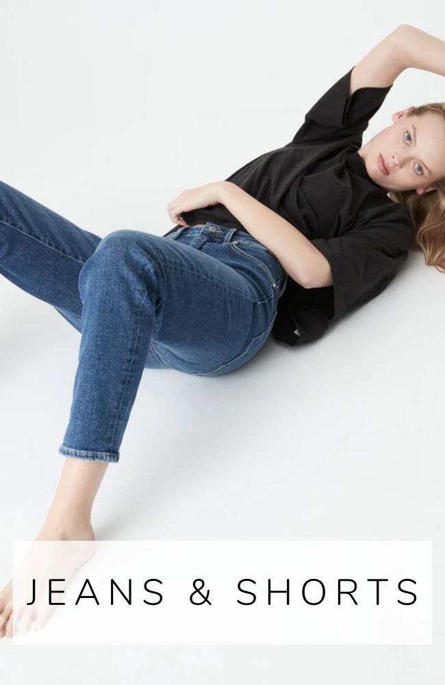 Shop Jeans and Shorts
